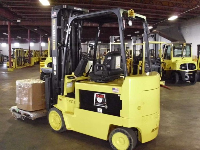 Using a New or Used Forklift